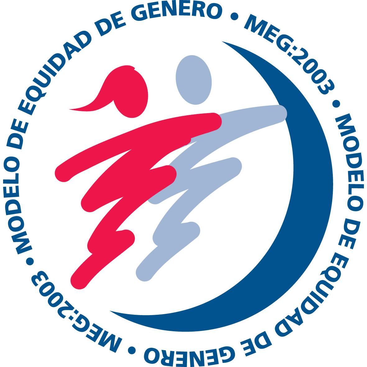 Logo modelo de equidad de género